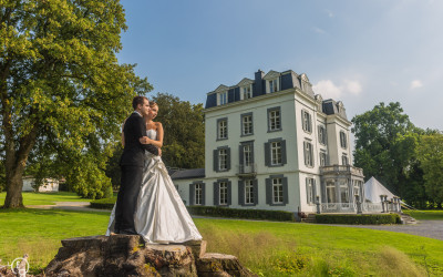 Session post mariage, Marine et Bryan, Château Charles